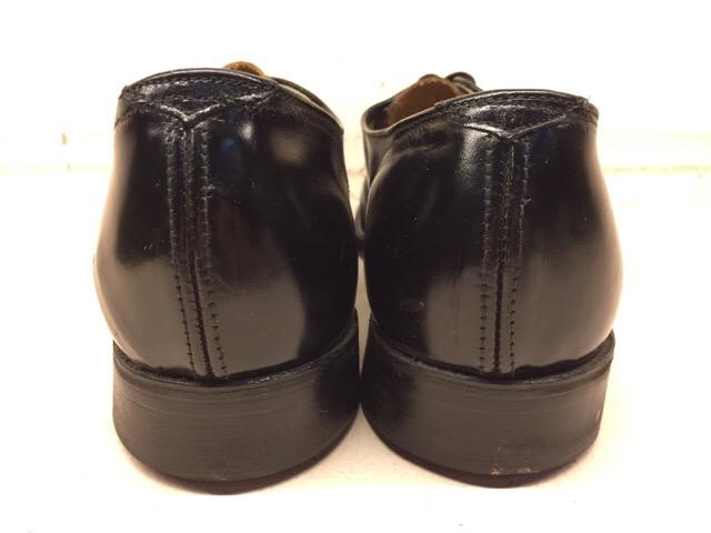 1月10日(水)大阪店ヴィンテージ入荷!#1 U.S.Navy編!NOS ServiceShoes!!(大阪アメ村店)_c0078587_1936303.jpg