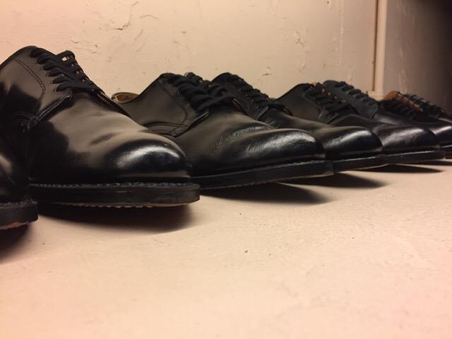 1月10日(水)大阪店ヴィンテージ入荷!#1 U.S.Navy編!NOS ServiceShoes!!(大阪アメ村店)_c0078587_19372899.jpg