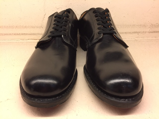 1月10日(水)大阪店ヴィンテージ入荷!#1 U.S.Navy編!NOS ServiceShoes!!(大阪アメ村店)_c0078587_19375339.jpg