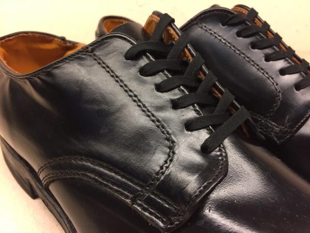 1月10日(水)大阪店ヴィンテージ入荷!#1 U.S.Navy編!NOS ServiceShoes!!(大阪アメ村店)_c0078587_19385034.jpg