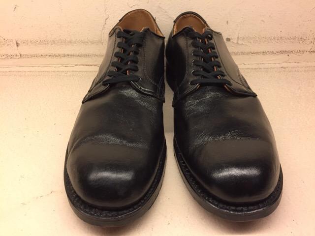 1月10日(水)大阪店ヴィンテージ入荷!#1 U.S.Navy編!NOS ServiceShoes!!(大阪アメ村店)_c0078587_19392335.jpg