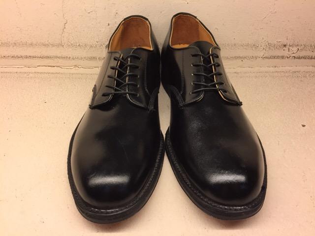 1月10日(水)大阪店ヴィンテージ入荷!#1 U.S.Navy編!NOS ServiceShoes!!(大阪アメ村店)_c0078587_19434164.jpg