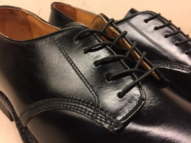 1月10日(水)大阪店ヴィンテージ入荷!#1 U.S.Navy編!NOS ServiceShoes!!(大阪アメ村店)_c0078587_19442917.jpg