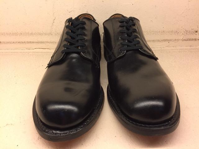 1月10日(水)大阪店ヴィンテージ入荷!#1 U.S.Navy編!NOS ServiceShoes!!(大阪アメ村店)_c0078587_19452736.jpg