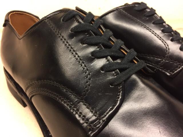1月10日(水)大阪店ヴィンテージ入荷!#1 U.S.Navy編!NOS ServiceShoes!!(大阪アメ村店)_c0078587_1946206.jpg