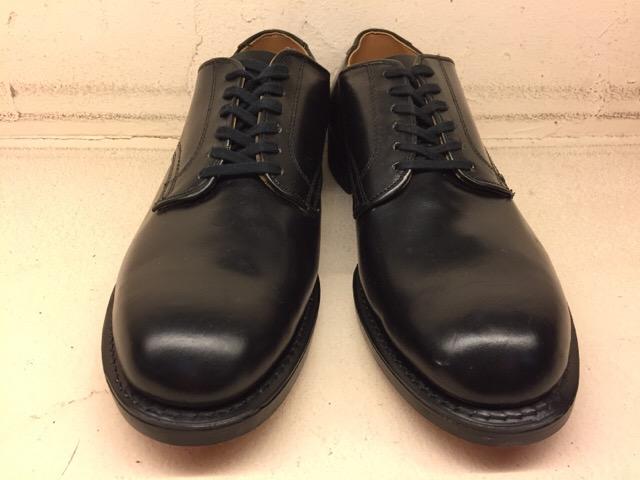 1月10日(水)大阪店ヴィンテージ入荷!#1 U.S.Navy編!NOS ServiceShoes!!(大阪アメ村店)_c0078587_19471655.jpg