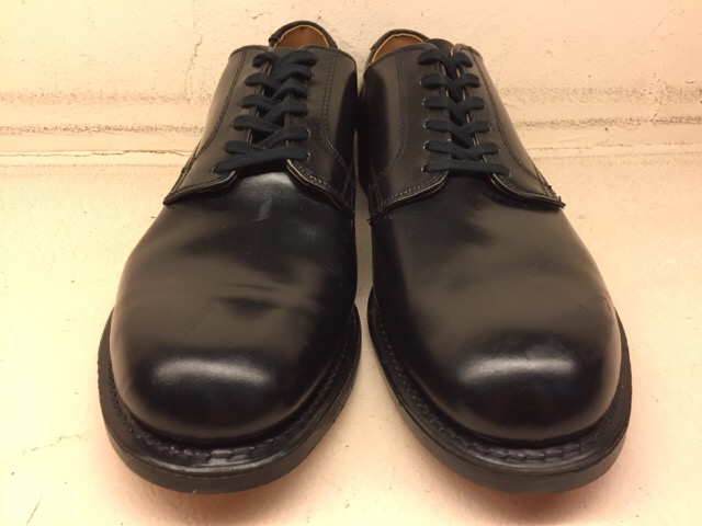 1月10日(水)大阪店ヴィンテージ入荷!#1 U.S.Navy編!NOS ServiceShoes!!(大阪アメ村店)_c0078587_19485848.jpg