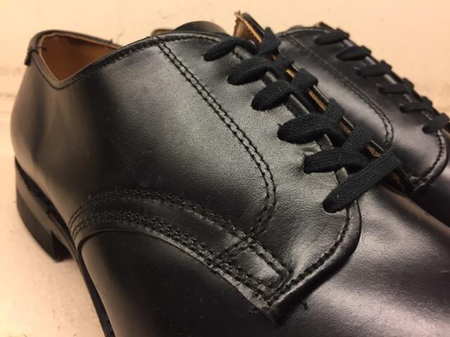 1月10日(水)大阪店ヴィンテージ入荷!#1 U.S.Navy編!NOS ServiceShoes!!(大阪アメ村店)_c0078587_2102949.jpg