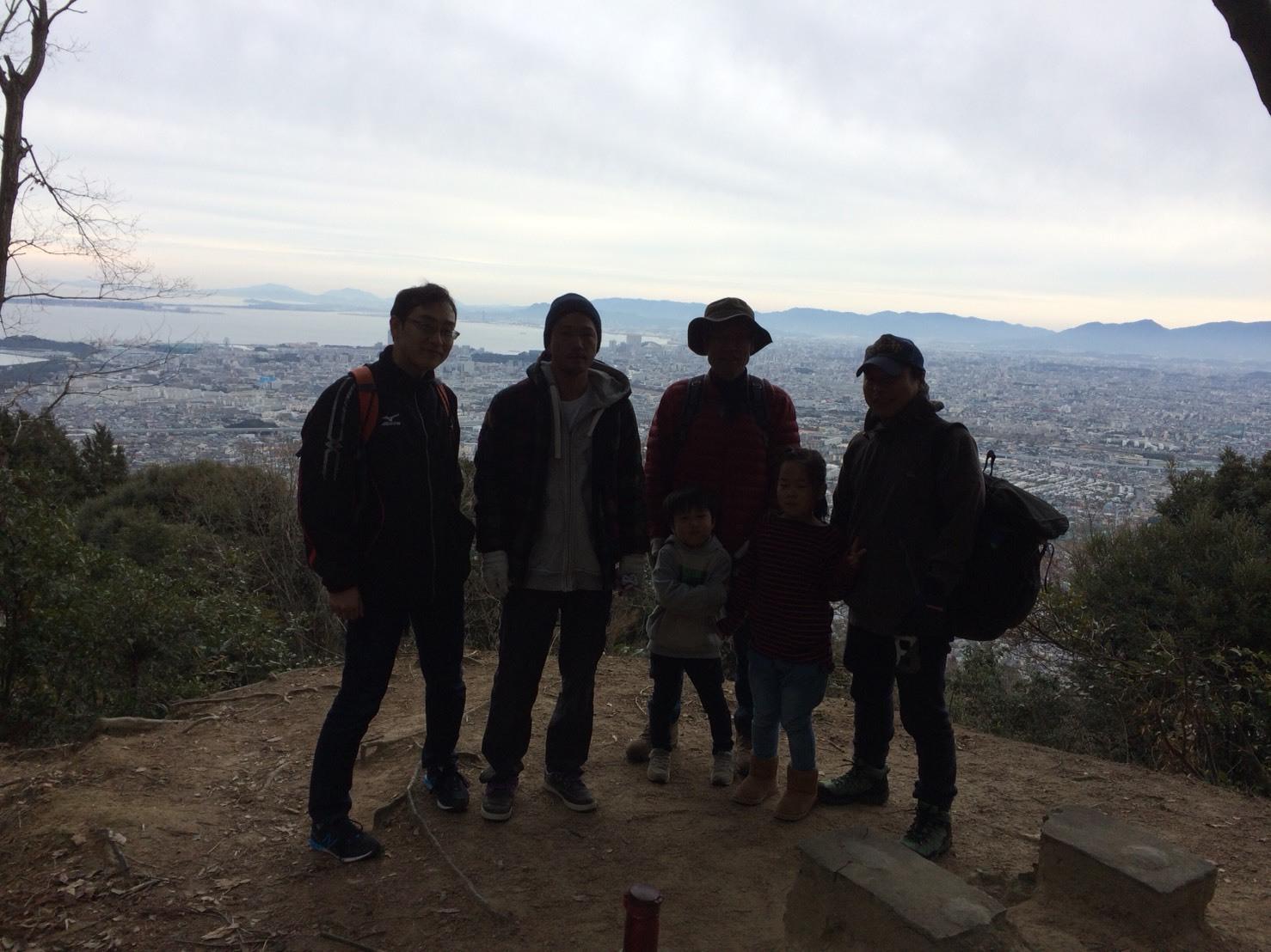 叶岳登山と神社参拝❗_a0130305_21335202.jpg