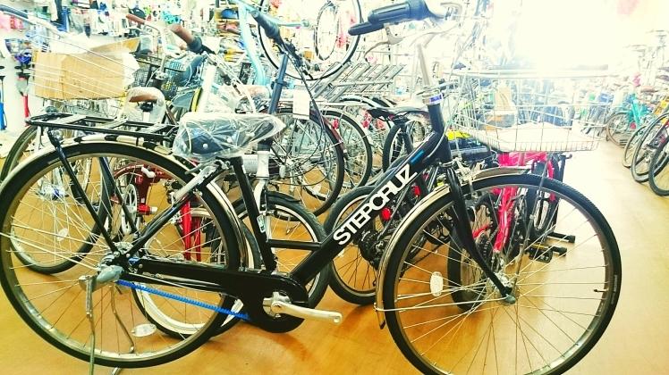 オシャレな通学自転車_a0342910_11035166.jpg