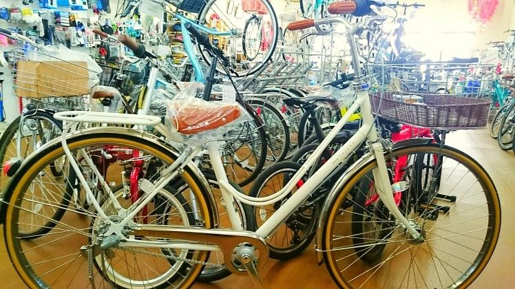 オシャレな通学自転車_a0342910_11045161.jpg