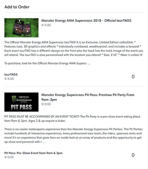 2018 AMAスーパークロス第5戦オークランド観戦記(チケット編)_a0170631_12371044.jpg