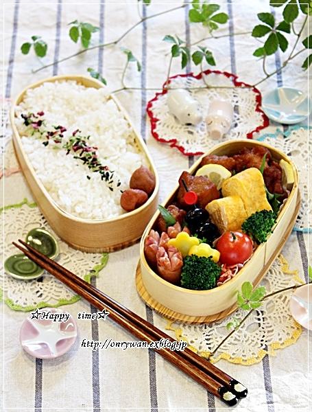 からあげ弁当と作りおきと今夜は七草粥♪_f0348032_18065951.jpg