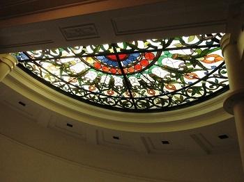 博物館の窓 上野公園(東京)_e0098739_14174995.jpg