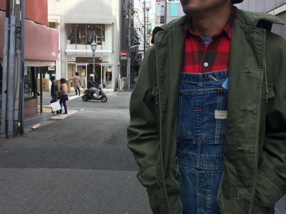 ちょっと雰囲気を変えてみる。 (T.W.神戸店)_c0078587_14370720.jpg