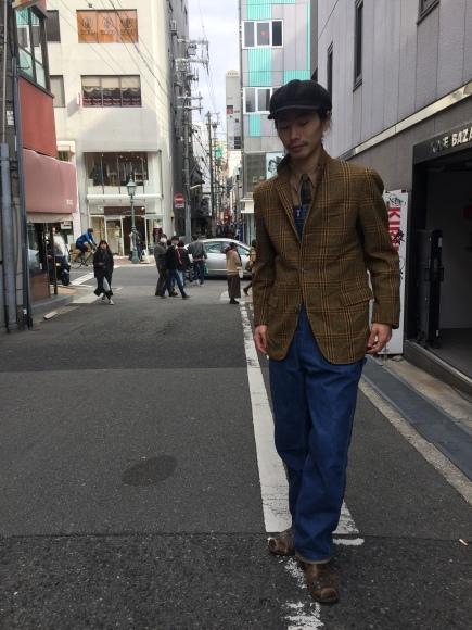 ちょっと雰囲気を変えてみる。 (T.W.神戸店)_c0078587_14390899.jpg