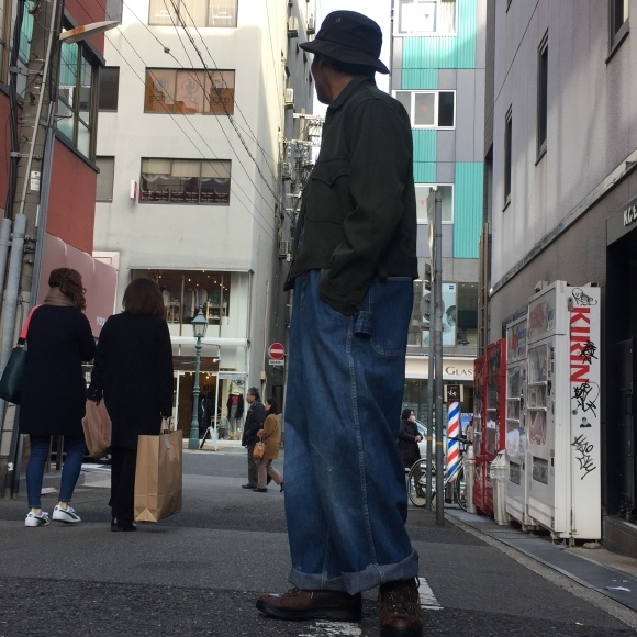ちょっと雰囲気を変えてみる。 (T.W.神戸店)_c0078587_14401170.jpg