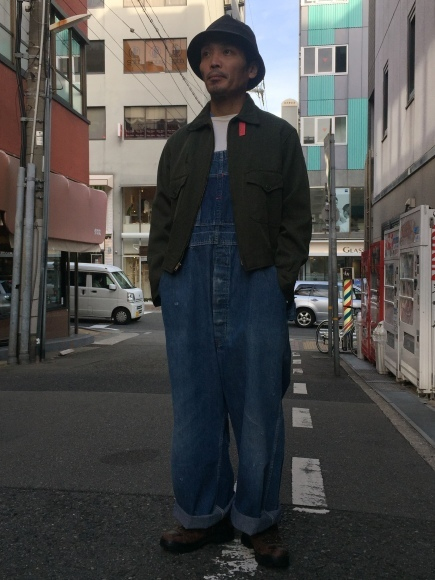 ちょっと雰囲気を変えてみる。 (T.W.神戸店)_c0078587_14401230.jpg