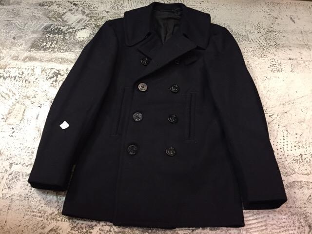 1月10日(水)大阪店ヴィンテージ入荷!#2 U.S.Navy編!NOS U.S.CoastGuard 10-ButtonP-Coat!!(大阪アメ村店)_c0078587_19504369.jpg