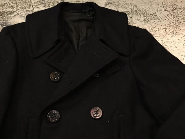 1月10日(水)大阪店ヴィンテージ入荷!#2 U.S.Navy編!NOS U.S.CoastGuard 10-ButtonP-Coat!!(大阪アメ村店)_c0078587_19522274.jpg