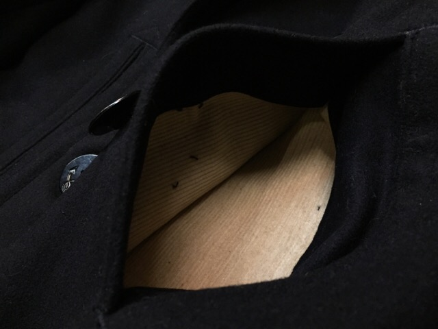 1月10日(水)大阪店ヴィンテージ入荷!#2 U.S.Navy編!NOS U.S.CoastGuard 10-ButtonP-Coat!!(大阪アメ村店)_c0078587_19573390.jpg