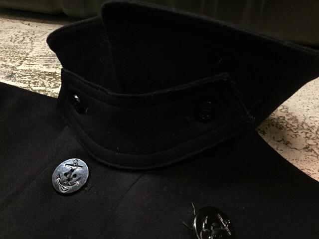 1月10日(水)大阪店ヴィンテージ入荷!#2 U.S.Navy編!NOS U.S.CoastGuard 10-ButtonP-Coat!!(大阪アメ村店)_c0078587_19583989.jpg