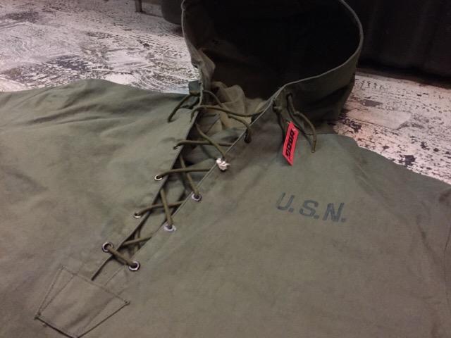 1月10日(水)大阪店ヴィンテージ入荷!#2 U.S.Navy編!NOS U.S.CoastGuard 10-ButtonP-Coat!!(大阪アメ村店)_c0078587_20155438.jpg