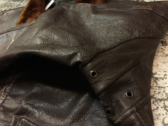 1月10日(水)大阪店ヴィンテージ入荷!#2 U.S.Navy編!NOS U.S.CoastGuard 10-ButtonP-Coat!!(大阪アメ村店)_c0078587_20183518.jpg