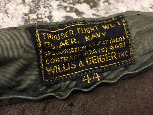 1月10日(水)大阪店ヴィンテージ入荷!#2 U.S.Navy編!NOS U.S.CoastGuard 10-ButtonP-Coat!!(大阪アメ村店)_c0078587_2019730.jpg
