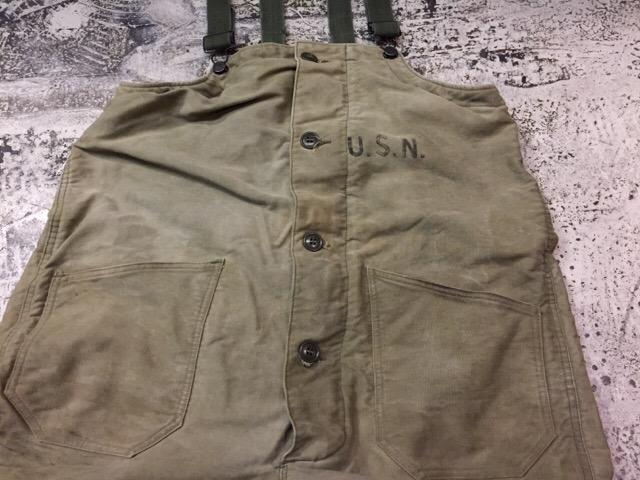 1月10日(水)大阪店ヴィンテージ入荷!#2 U.S.Navy編!NOS U.S.CoastGuard 10-ButtonP-Coat!!(大阪アメ村店)_c0078587_20215153.jpg