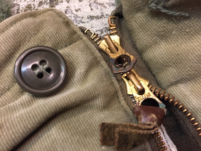1月10日(水)大阪店ヴィンテージ入荷!#2 U.S.Navy編!NOS U.S.CoastGuard 10-ButtonP-Coat!!(大阪アメ村店)_c0078587_20221089.jpg