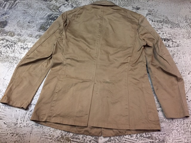 1月10日(水)大阪店ヴィンテージ入荷!#2 U.S.Navy編!NOS U.S.CoastGuard 10-ButtonP-Coat!!(大阪アメ村店)_c0078587_2083825.jpg