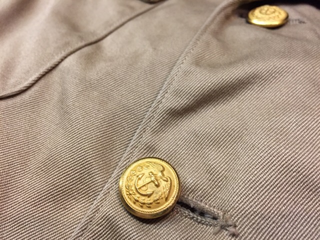 1月10日(水)大阪店ヴィンテージ入荷!#2 U.S.Navy編!NOS U.S.CoastGuard 10-ButtonP-Coat!!(大阪アメ村店)_c0078587_2091123.jpg