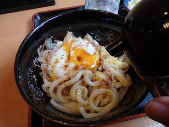 讃岐製麺           箕面半町店_c0118393_09171182.jpg