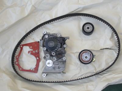 ルノー カングー 車検整備 タイミングベルト交換_c0267693_15505140.jpg