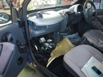 スマート K 車検整備とバッテリ交換_c0267693_15525837.jpg