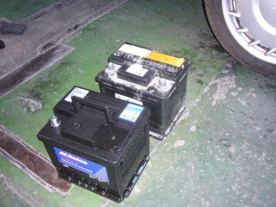 スマート K 車検整備とバッテリ交換_c0267693_15530353.jpg