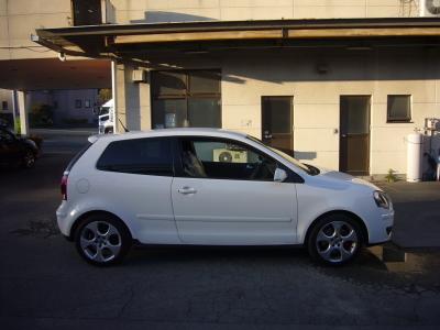 VW ポロGTI (9N) ロアアームブッシュ交換_c0267693_15532149.jpg