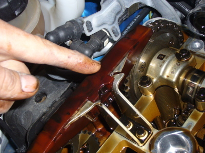プジョー207SW エンジン異音整備 (タイミングチェーン交換)_c0267693_16060295.jpg