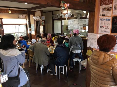 2018.1.8 新春!ふれあい餅つき大会 楽しかったです。_f0309404_20223237.jpg