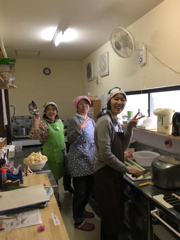 2018.1.8 新春!ふれあい餅つき大会 楽しかったです。_f0309404_20223392.jpg