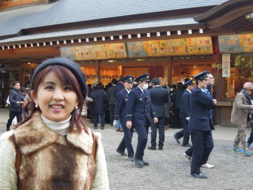 名古屋 熱田神宮 初詣