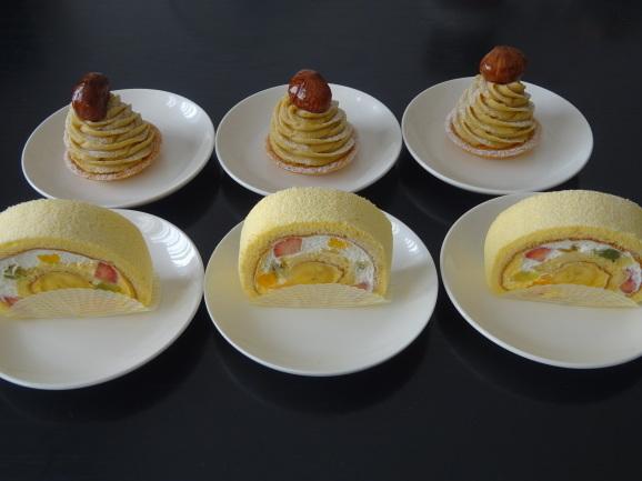 お決まりのキハチのケーキ_e0230011_16200147.jpg