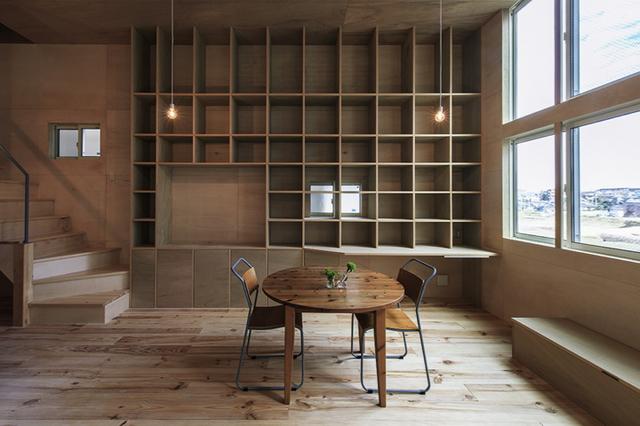 小さな家で無駄なく豊かに暮らすー pure + simple.design_d0111714_13514927.jpg
