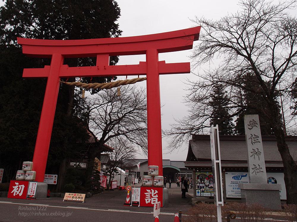 2018.1.8 安住神社【初詣】_f0250322_15303034.jpg