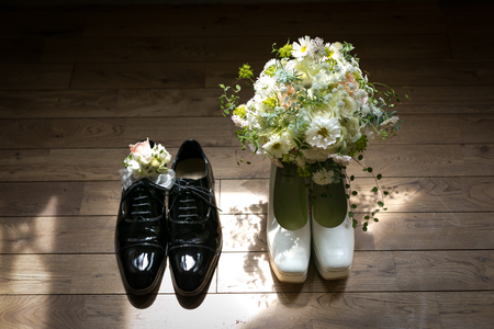 新郎新婦様からのメール あの日、あの場所での花  ル・プティ・ブドン様への夏の装花_a0042928_21363749.jpg