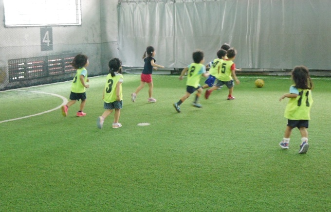 Shoot Football ホリデープログラム_a0318155_04375889.jpg