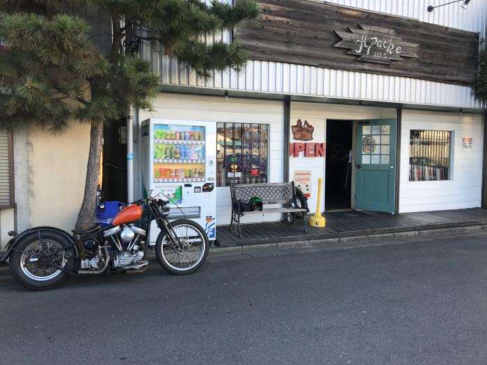 昨日のバイク‼︎_f0194657_18450246.jpg