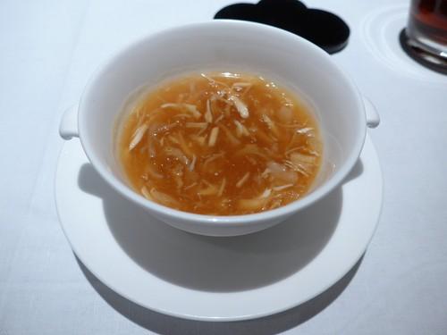 溜池山王「中国料理 星ヶ岡」へ行く。_f0232060_12164118.jpg