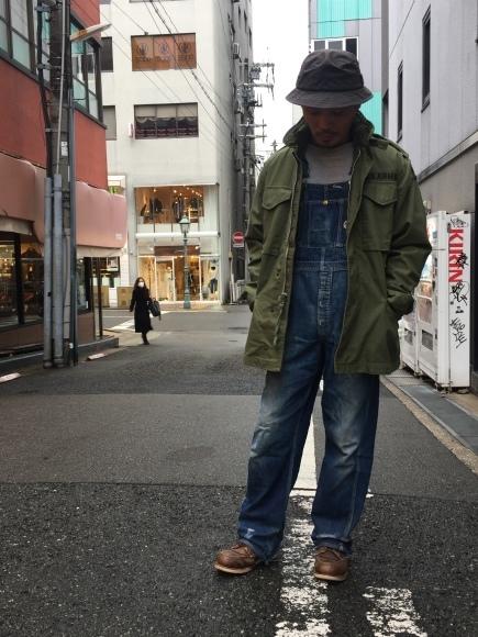 使えるオリーブ・グリーン!!! (T.W.神戸店)_c0078587_15071427.jpg